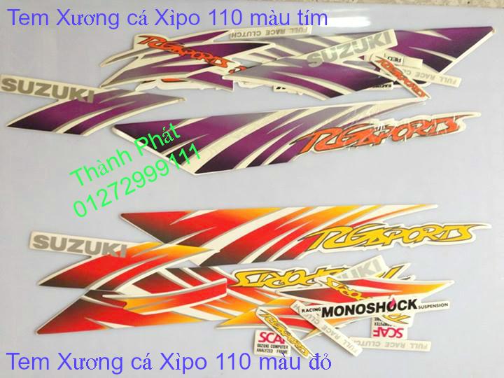 Chuyen phu tung zin Su Xipo Satria YA Z125 date 1997 2013 Gia tot update thang 1 2014 - 37