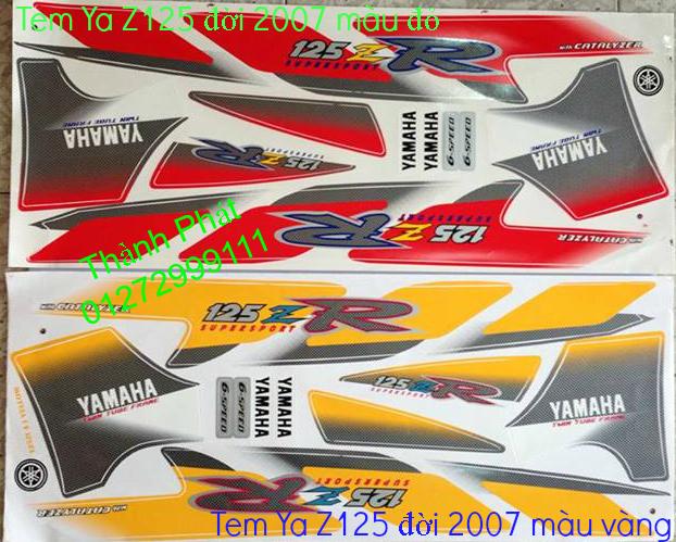Chuyen phu tung zin Su Xipo Satria YA Z125 date 1997 2013 Gia tot update thang 1 2014 - 5