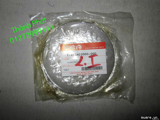 Chuyen phu tung zin Su Xipo Satria YA Z125 date 1997 2013 Gia tot update thang 1 2014 - 24