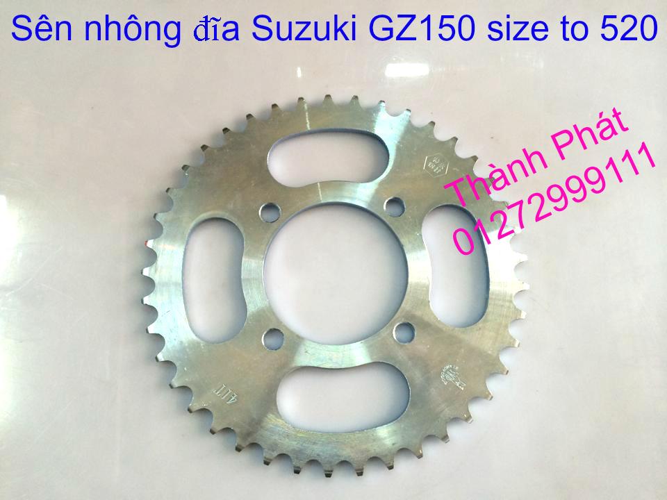 Chuyen phu tung zin va Sen Nhong Dia Honda CB250 CB125 RebeL LA 250 CD125 Yamaha Virago - 32