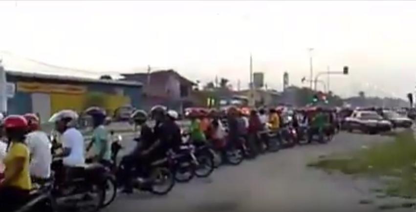 Clip Dua xe thailan chuyen nghiep va mao hiem - 2