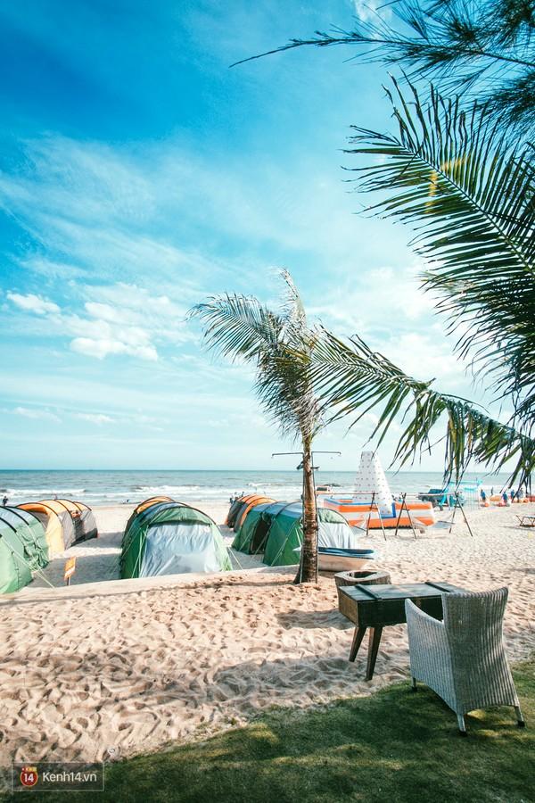Coco Beach Camp khu cam trai dep nhu tien phai ghe o Lagi Binh Thuan
