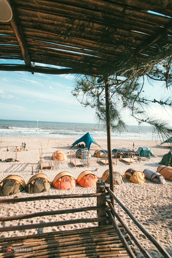 Coco Beach Camp khu cam trai dep nhu tien phai ghe o Lagi Binh Thuan - 23