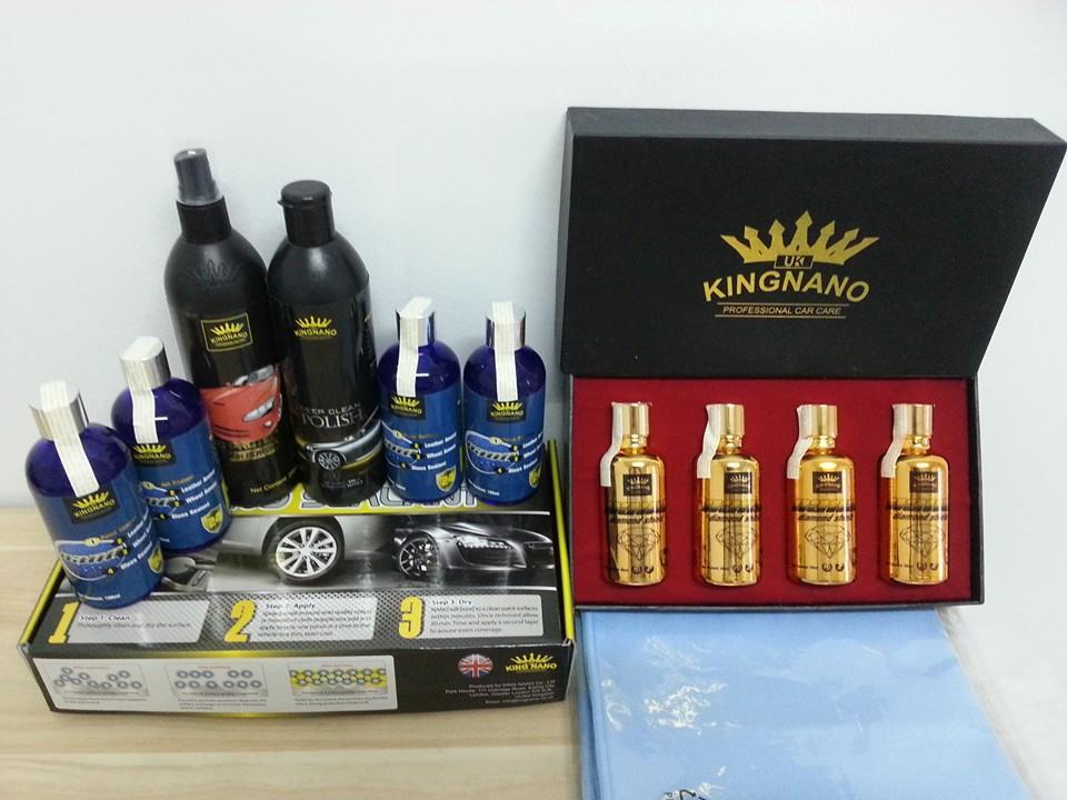 Cong Ty Nano Long Thinh Phan phoi doc quyen san pham King Nano