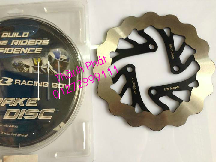 Dia kieu Thai dia Phay CNC YA Z CBR Biker Galfer ARASHI MegaPro Malossi Breaking NCY Ap - 15