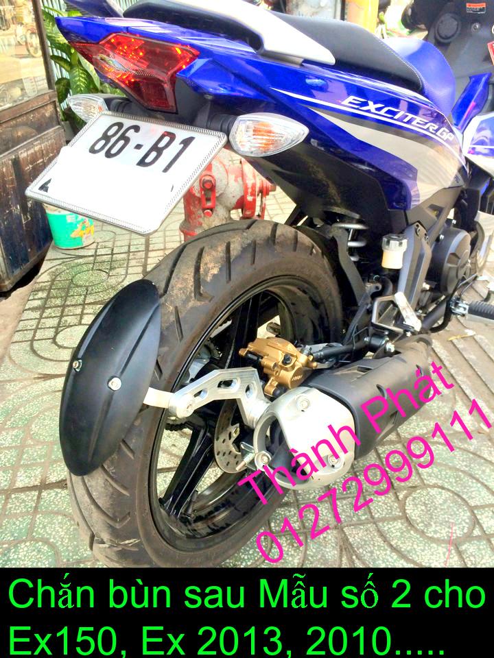 Do choi cho Raider 150 VN Satria F150 tu AZ Up 992015 - 12