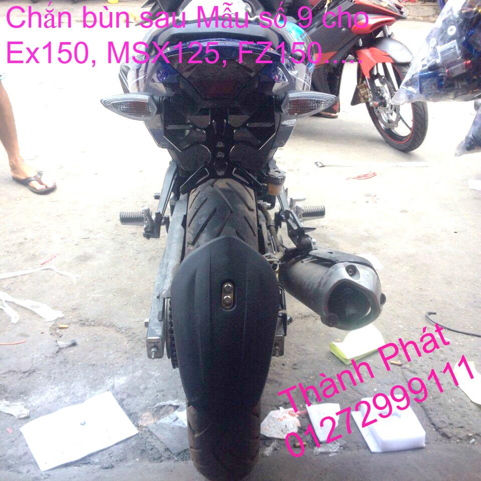 Do choi cho Raider 150 VN Satria F150 tu AZ Up 992015 - 21