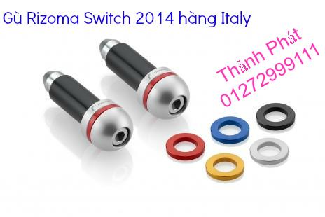 Do choi RIZOMA chinh hang made in ITALY Bao tay Gu Kieng Bihh dau Nap nhot do choi Rizoma cho - 35