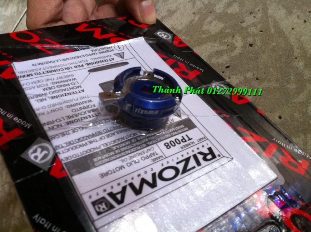 Do choi Rizoma Fake cac loai cho xe PKL va xe nho Bao tay Lux Spotline Gu xeoGu dep Gu dai G - 15