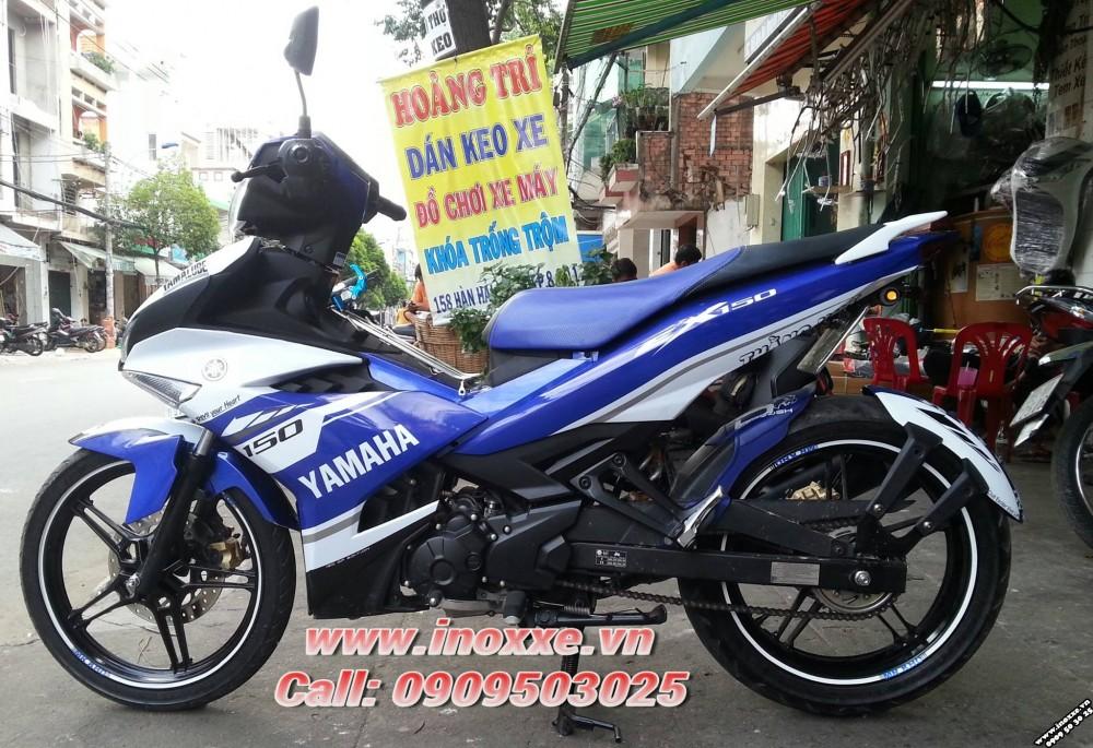 Do xe Exciter 150 cho biker Vinh Long - 5