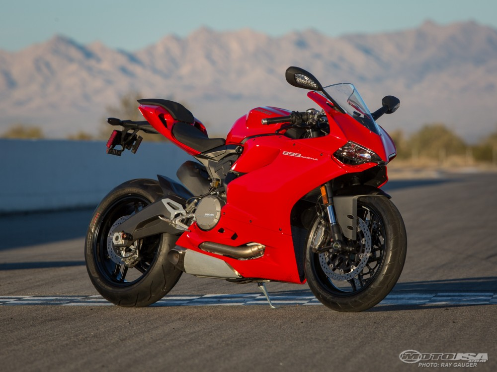 Ducati 899 Panigale vua moi sam cua Johnny Tri Nguyen - 2