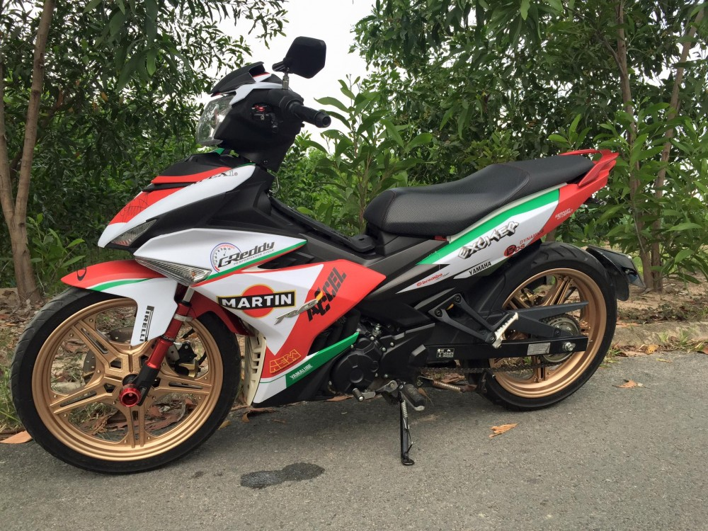 Exciter 150 kieng nhe cho ver moi - 5