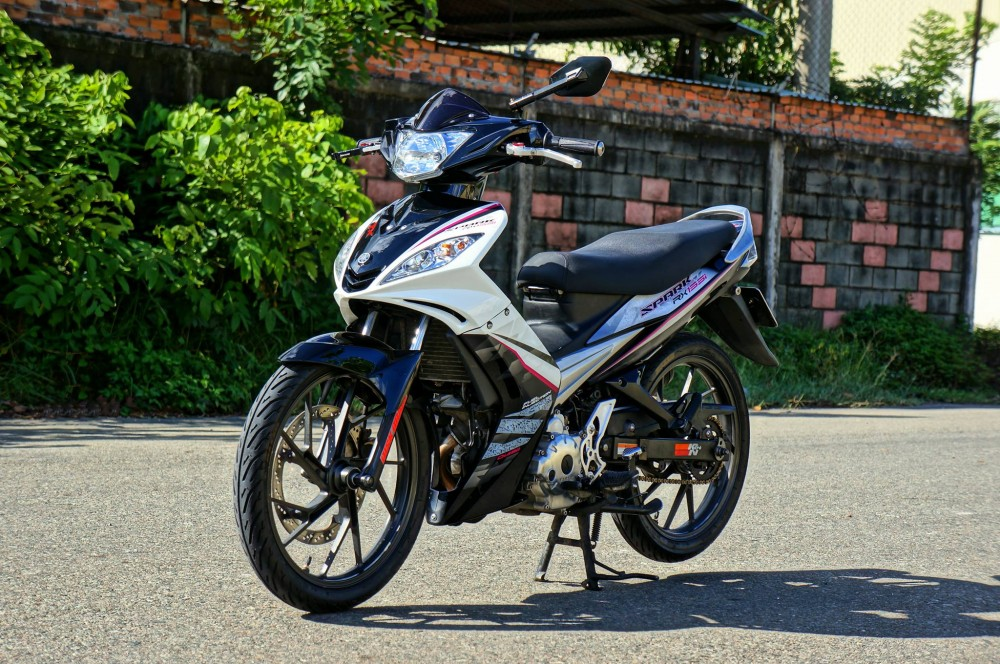 Exciter 2010 phong cach Spark rx135i - 4