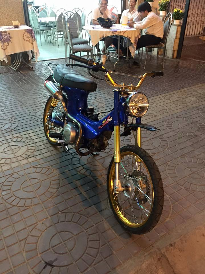 Honda Chaly kieng full option