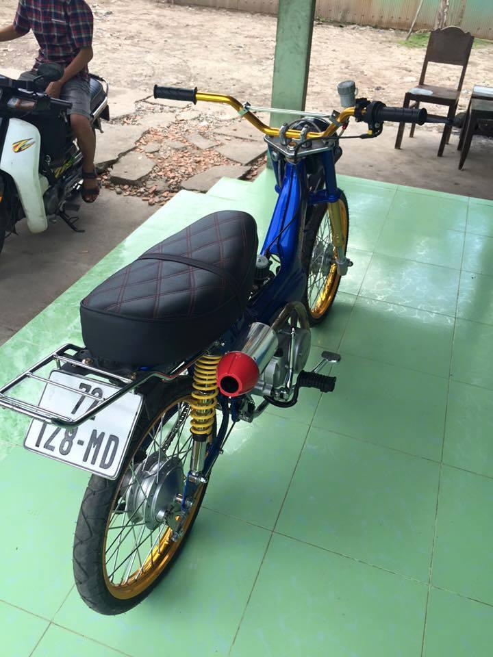 Honda Chaly kieng full option - 2