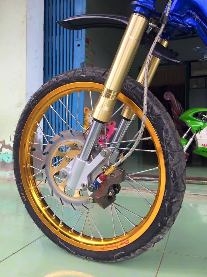 Honda Chaly kieng full option - 3