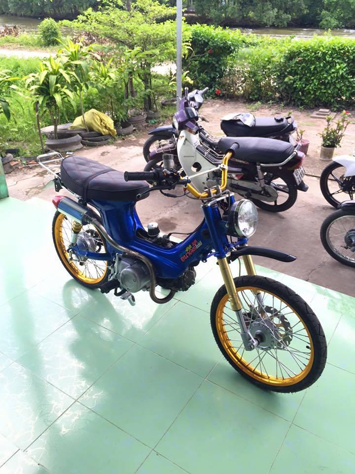 Honda Chaly kieng full option - 4