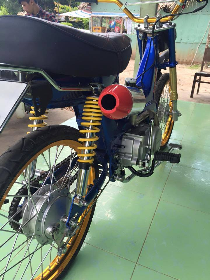 Honda Chaly kieng full option - 5