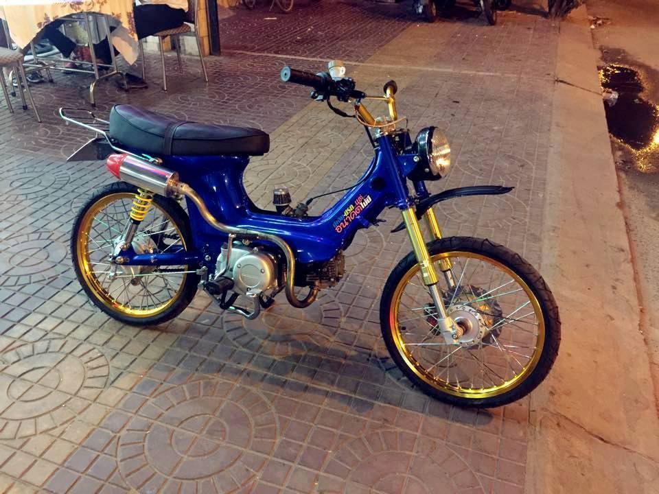 Honda Chaly kieng full option - 6