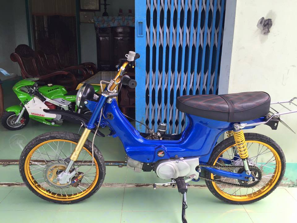 Honda Chaly kieng full option - 7