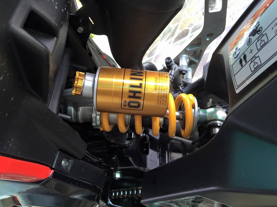 Honda MXS xe con tay the thao danh cho nguoi sanh dieu - 2