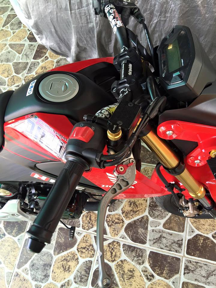 Honda MXS xe con tay the thao danh cho nguoi sanh dieu - 4