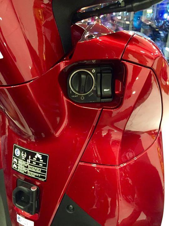 Honda Sh300i 2015 dau tien ve Viet Nam voi gia hon 300 trieu dong - 7