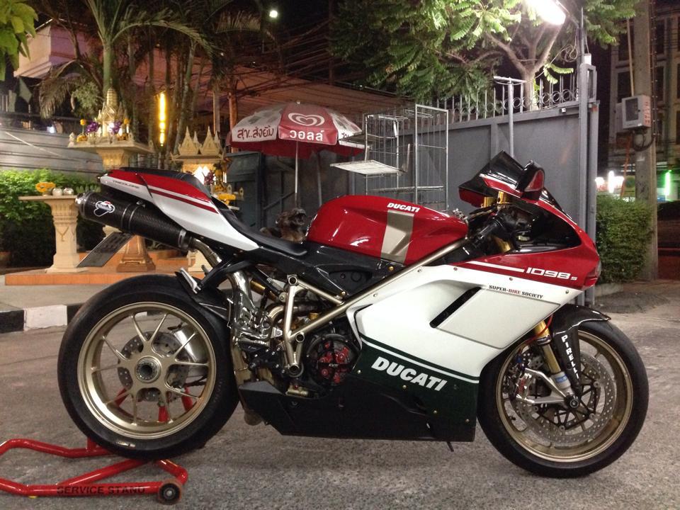 Huyen thoai Ducati 1098 S do cuc chat day an tuong