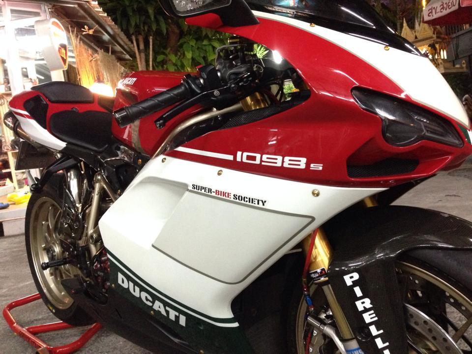 Huyen thoai Ducati 1098 S do cuc chat day an tuong - 2