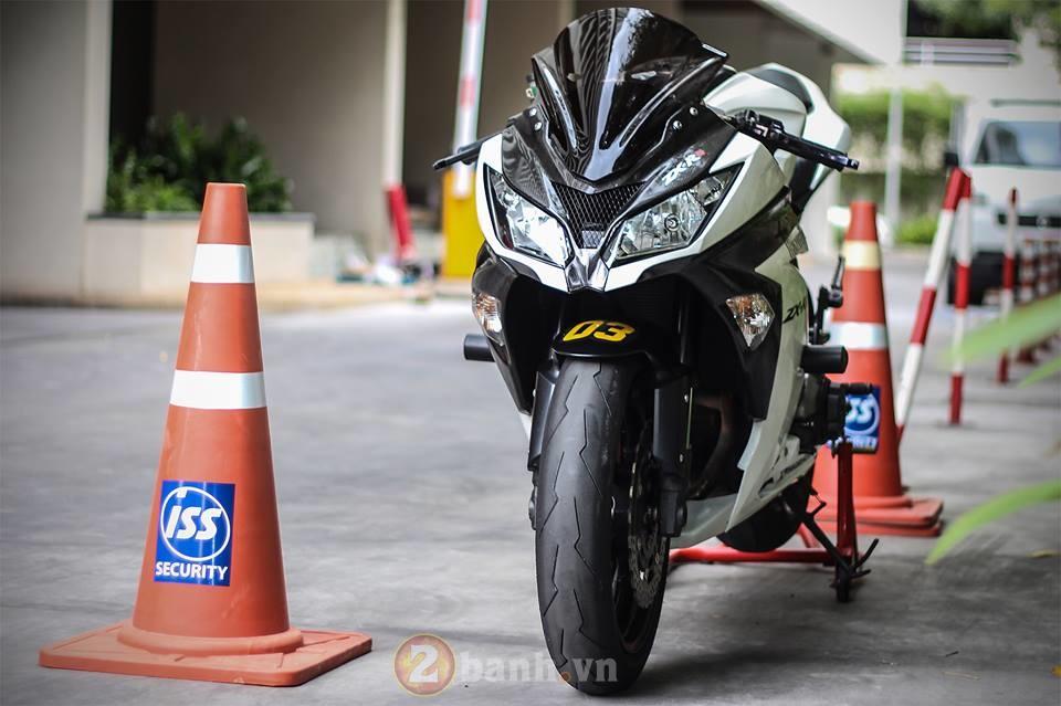 Kawasaki Z800 do doc dao voi phong cach Sport tu Ninja 300