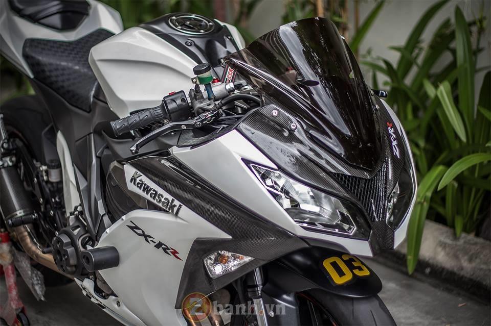 Kawasaki Z800 do doc dao voi phong cach Sport tu Ninja 300 - 2