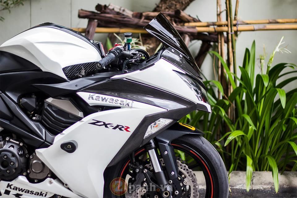 Kawasaki Z800 do doc dao voi phong cach Sport tu Ninja 300 - 5