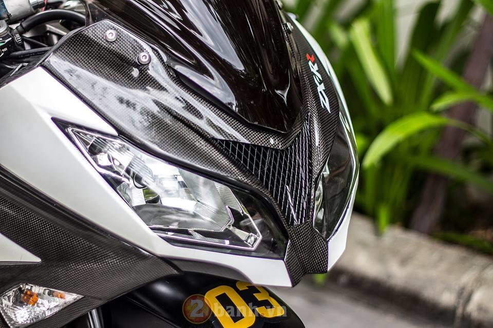 Kawasaki Z800 do doc dao voi phong cach Sport tu Ninja 300 - 4