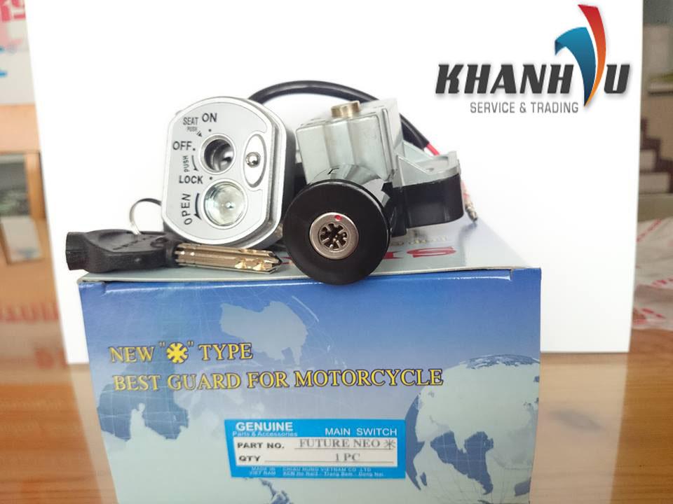Khoa Xe 8 Canh SeKai8 Chau 4 O BiChat Luong An ToanBao Ve Toan Dien Cho Xe Iu - 8