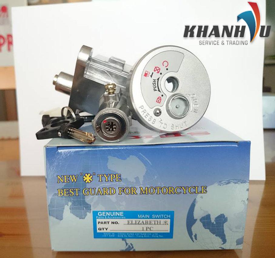 Khoa Xe 8 Canh SeKai8 Chau 4 O BiChat Luong An ToanBao Ve Toan Dien Cho Xe Iu - 5