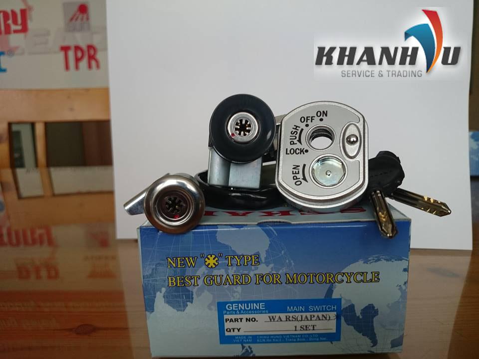Khoa Xe 8 Canh SeKai8 Chau 4 O BiChat Luong An ToanBao Ve Toan Dien Cho Xe Iu - 9