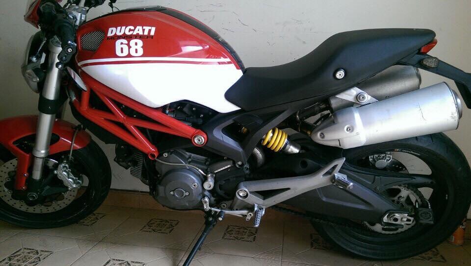 Loat anh Ducati 696 2010 ban Italy do Po SC Made in Italy hang xin full co - 2