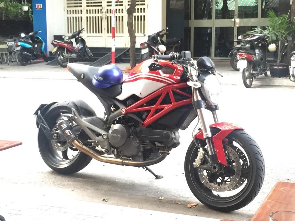 Loat anh Ducati 696 2010 ban Italy do Po SC Made in Italy hang xin full co