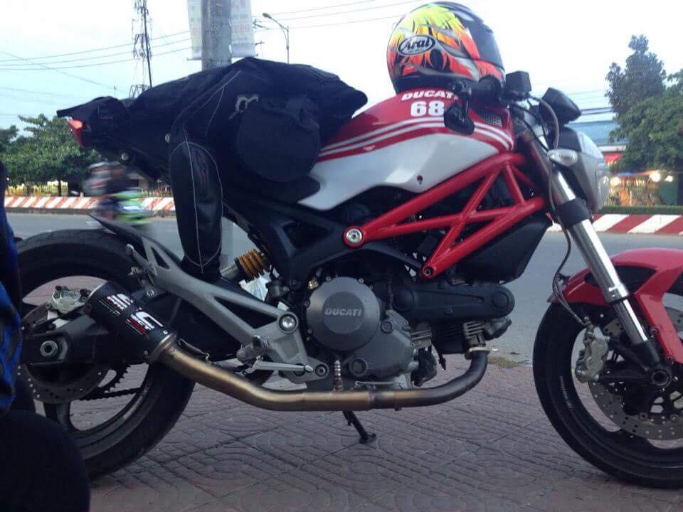 Loat anh Ducati 696 2010 ban Italy do Po SC Made in Italy hang xin full co - 5