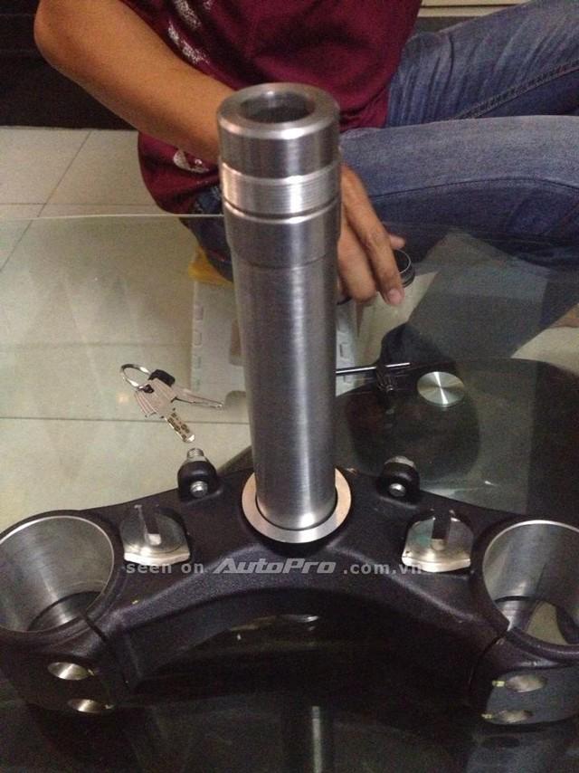 Ly giai vi sao Ducati Monster 795 hay gay chang ba khi va cham - 6