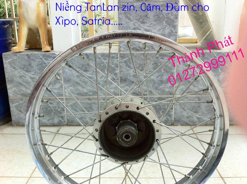 Chuyen phu tung zin Su Xipo Satria YA Z125 date 1997 2013 Gia tot update thang 1 2014 - 31