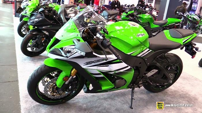 Man test toc do sieu dinh Yamaha R1 2015 va Zx10R 2015 tai VN - 2
