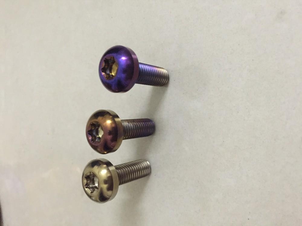 Oc luc giac bong titanium 8mm dai 2f5 - 2