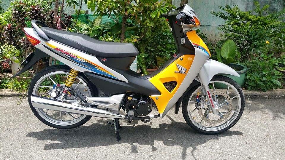 Phien ban vang bac cua chiec Honda Wave Thailan - 6