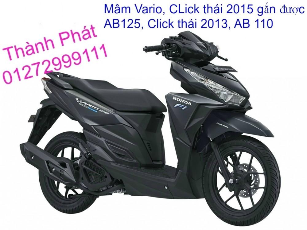 Chuyen Phu tung CLick thai 2013 Su Hayate thai va VN Gia tot - 30