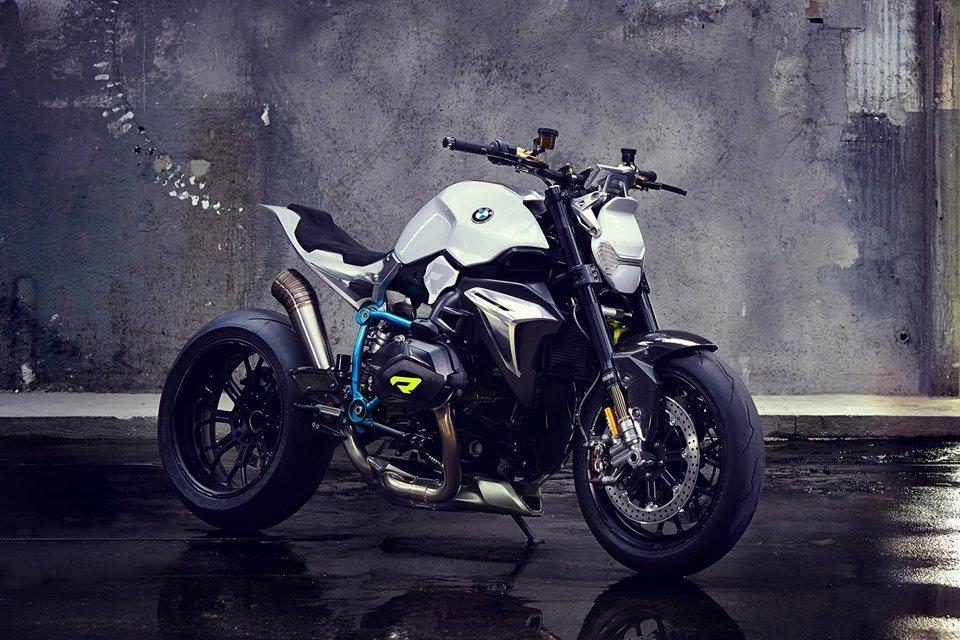 Qua trinh thuc hien sieu pham BMW Concept Roadster