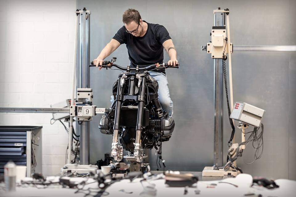 Qua trinh thuc hien sieu pham BMW Concept Roadster - 8