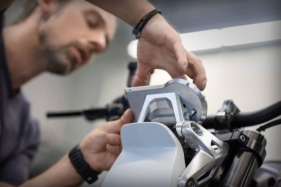 Qua trinh thuc hien sieu pham BMW Concept Roadster - 16