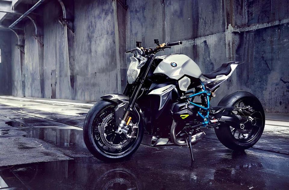 Qua trinh thuc hien sieu pham BMW Concept Roadster - 20