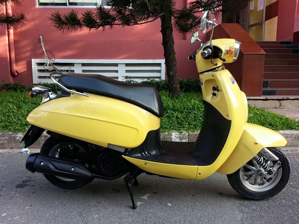 Sachs Amici 125 Xe Nhap Khau Thuong Hieu Duc Phong Cach Italia Chinh Chu - 3